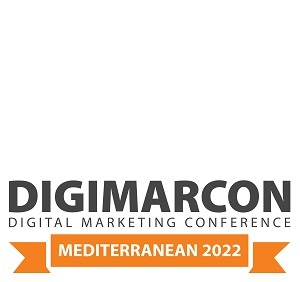 DigiMarCon Mediterranean 2022 – Digital Marketing Conference & Exhibition